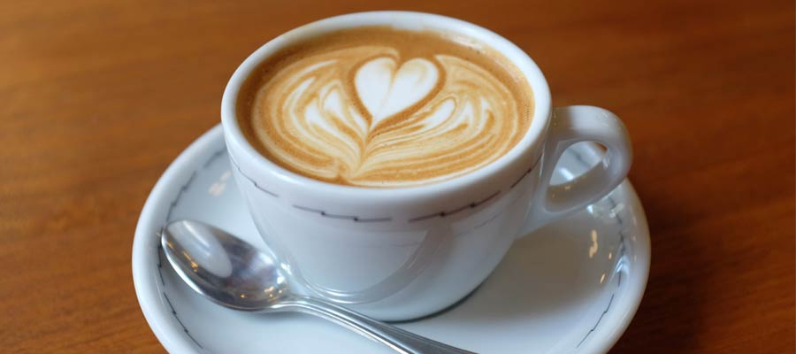 Cappuccino in Pensacola