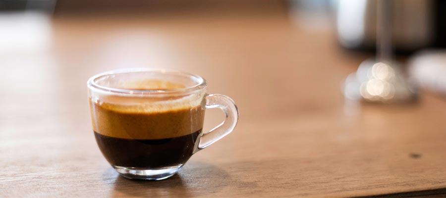 Espresso coffee in Pensacola