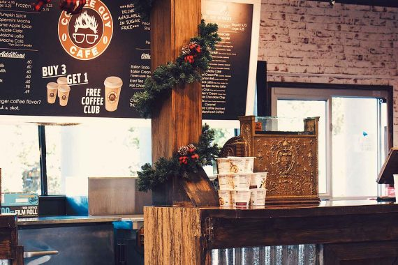 The Best Coffee Shop in Pensacola